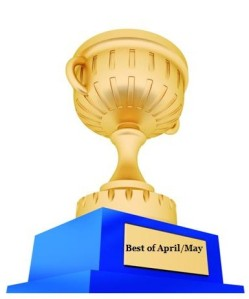 Award April May