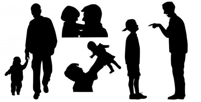 Five fatherhood stereotypes in ads