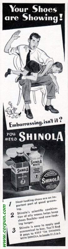 Shinola Shoe Polish